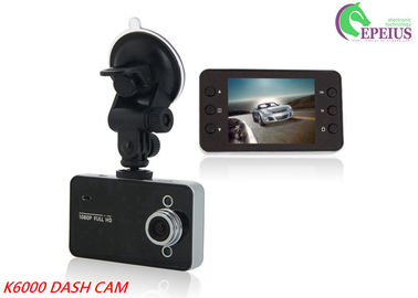 China Ultra 1080P K6000 Dual a came G do traço da lente - clássico do sensor para o carro video DVR do veículo distribuidor